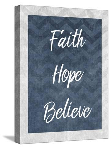 Faith-Kimberly Allen-Stretched Canvas Print