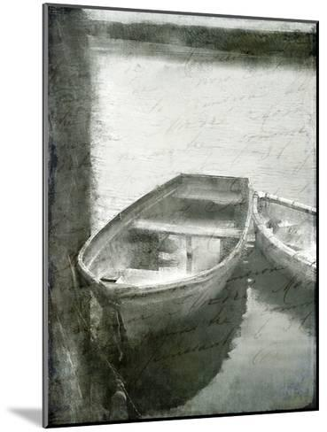 On the Water-Kimberly Allen-Mounted Art Print