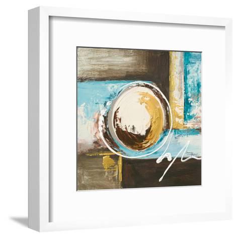 Spherical 1-Umang Umang-Framed Art Print
