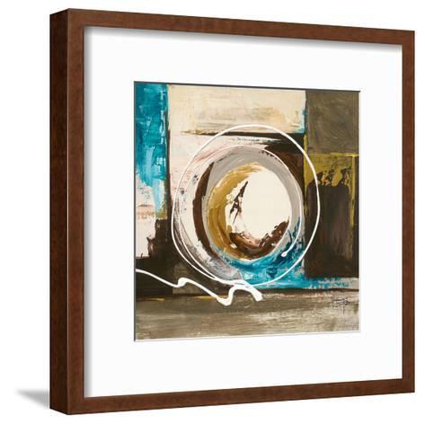 Spherical 2-Umang Umang-Framed Art Print