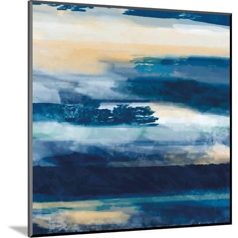 War On The Sea 1-Cynthia Alvarez-Mounted Art Print