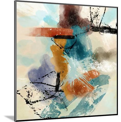 Mix A-Cynthia Alvarez-Mounted Art Print