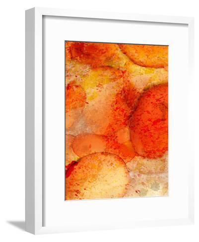 Orange Day B-Kimberly Allen-Framed Art Print