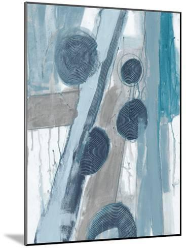 Blue Points III-Smith Haynes-Mounted Art Print