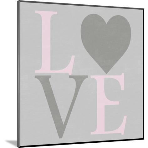 Love From The Heart 1-Sheldon Lewis-Mounted Art Print