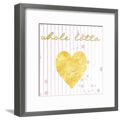 Lotta Love-Sheldon Lewis-Framed Art Print