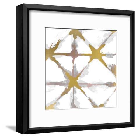 In the White 1-Kimberly Allen-Framed Art Print