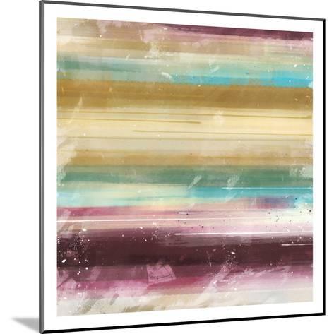Sea 1-Cynthia Alvarez-Mounted Art Print