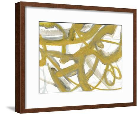 Golden Webbing 2-Smith Haynes-Framed Art Print
