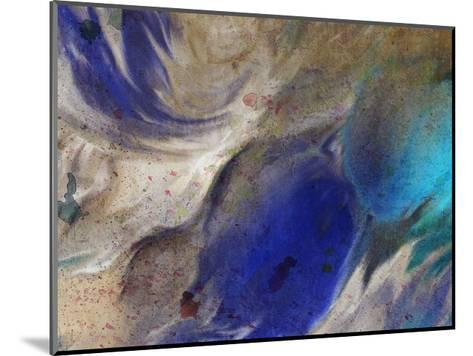 In the Blue 3-Kimberly Allen-Mounted Art Print