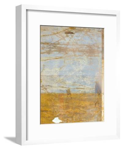 Golden Day 1-Kimberly Allen-Framed Art Print