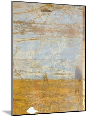 Golden Day 1-Kimberly Allen-Mounted Art Print
