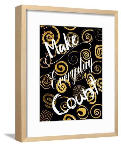 Everyday Is Golden-Sheldon Lewis-Framed Art Print