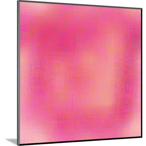 Pretty in Pink pattern 2-Kimberly Allen-Mounted Art Print