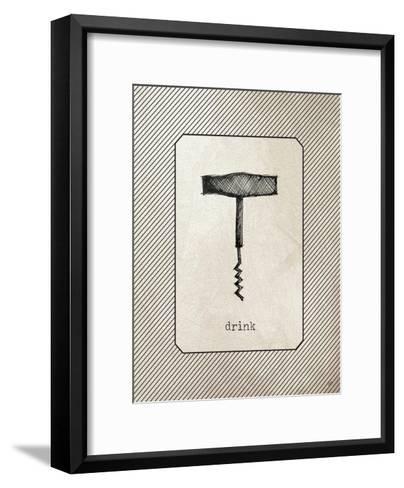 Drink-Gigi Louise-Framed Art Print