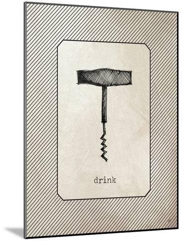 Drink-Gigi Louise-Mounted Art Print