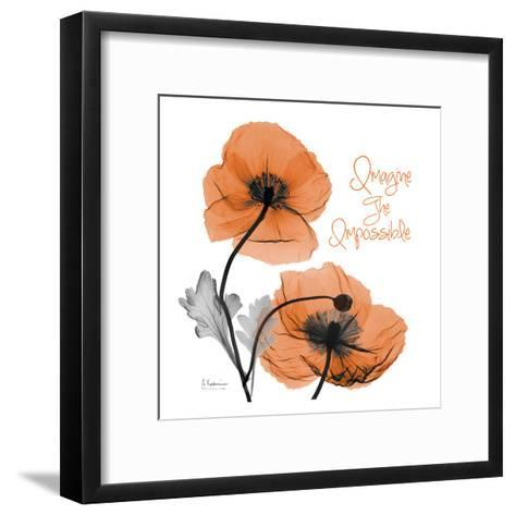 Imagine Iceland Poppy-Albert Koetsier-Framed Art Print