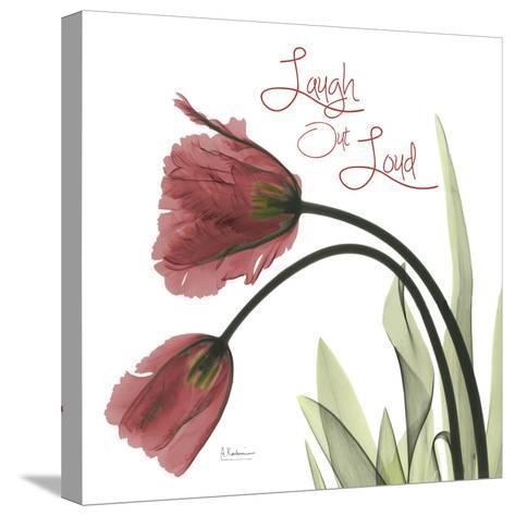 LOL Tulips L83-Albert Koetsier-Stretched Canvas Print