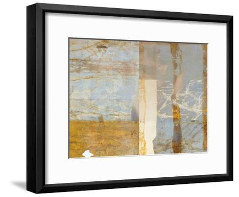 Shimmering Day-Kimberly Allen-Framed Art Print
