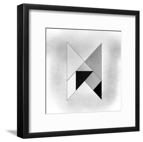 Geo 2-Kimberly Allen-Framed Art Print