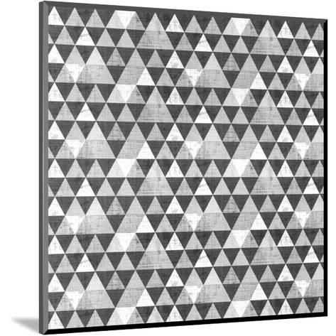 Geo Triangle 1-Kimberly Allen-Mounted Art Print