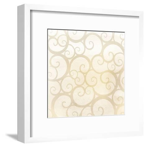 Love Dream Laugh Pattern-Kimberly Allen-Framed Art Print