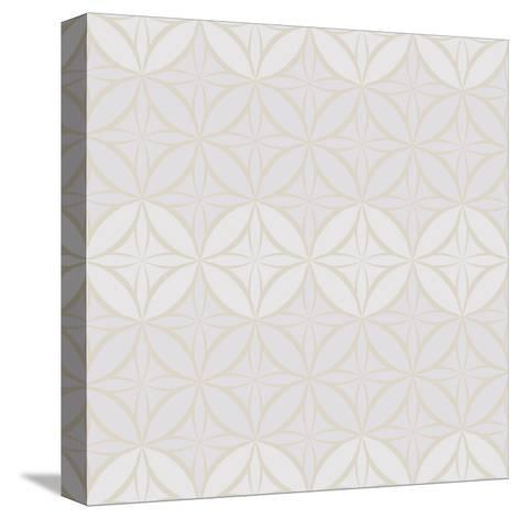 Hotel France Pattern 1-Kimberly Allen-Stretched Canvas Print
