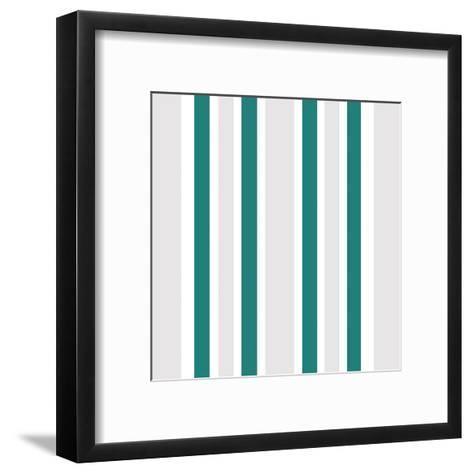 Butterfly Dreams Pattern-Kimberly Allen-Framed Art Print