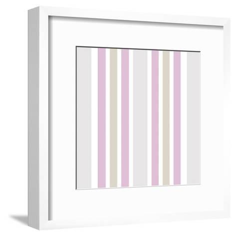 Fashionista Pattern-Kimberly Allen-Framed Art Print