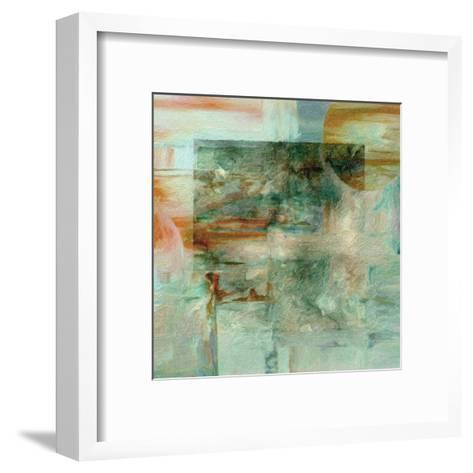 Linear Light I-Taylor Greene-Framed Art Print
