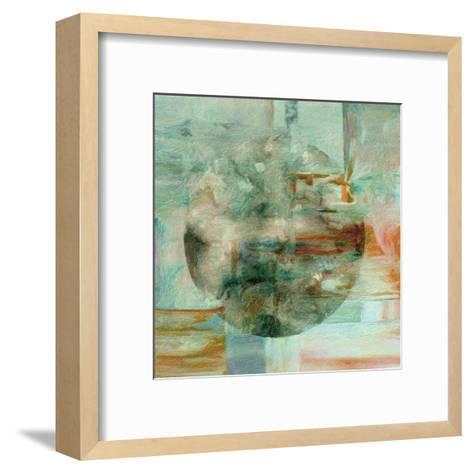Linear Light II-Taylor Greene-Framed Art Print