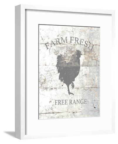 Farm House Fresh-Victoria Brown-Framed Art Print
