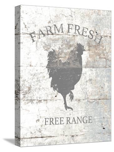 Farm House Fresh-Victoria Brown-Stretched Canvas Print