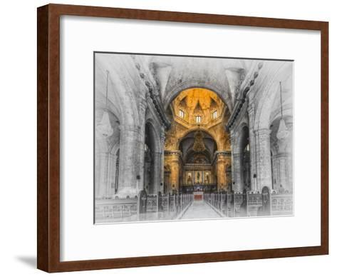Cuba Church Duo 2-Vladimir Kostka-Framed Art Print