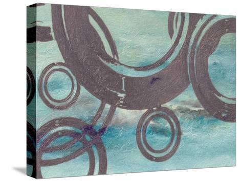 Cement Rings-Taylor Greene-Stretched Canvas Print