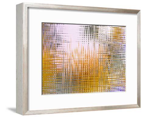 Kinetic-Taylor Greene-Framed Art Print