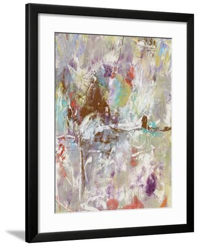 Mixed Emotions II-Julie Silver-Framed Art Print