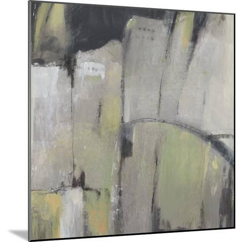 Peaceful Abstract II-Julie Silver-Mounted Giclee Print