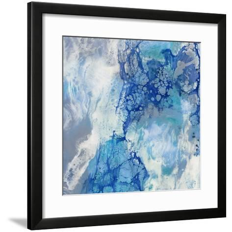 Sea Texture I-Julie Silver-Framed Art Print
