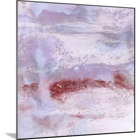 Serene Texture II-Julie Silver-Mounted Giclee Print