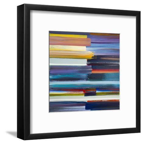 Treasured Time II-Joan Davis-Framed Art Print