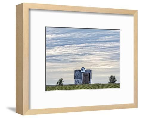 Taking a Stand-Trent Foltz-Framed Art Print