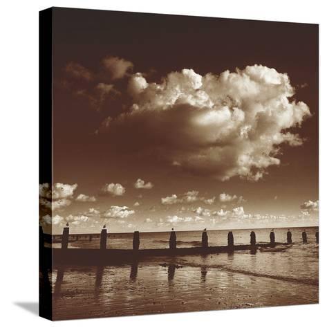 Seascape III-Bill Philip-Stretched Canvas Print