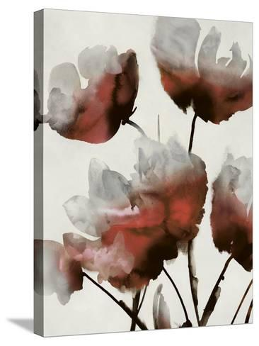 Sylvan II - Rouge-Tania Bello-Stretched Canvas Print