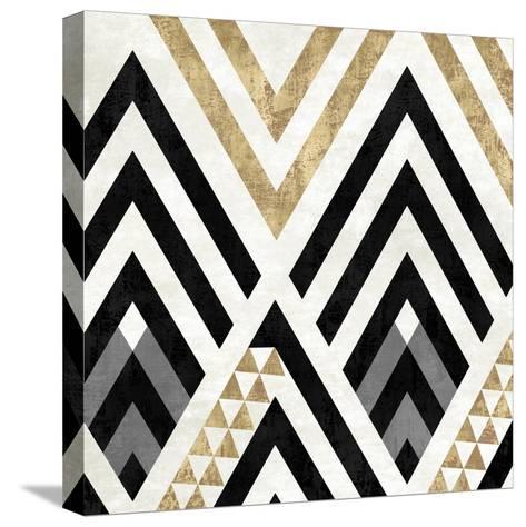 Geo Deco I-Alan Lambert-Stretched Canvas Print