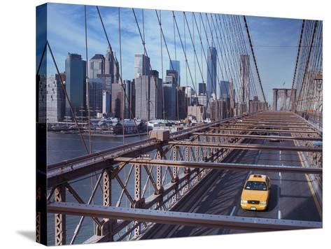Journey Through-Assaf Frank-Stretched Canvas Print