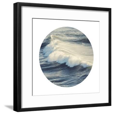 The Breakers - Sphere-Irene Suchocki-Framed Art Print