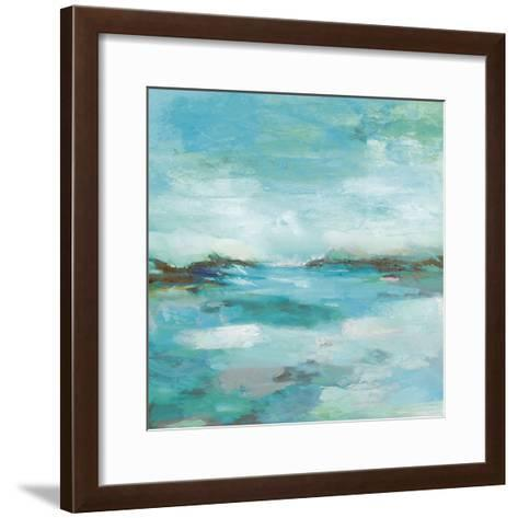 Carmel Tide-Paul Duncan-Framed Art Print