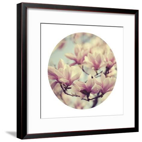 Spring Dream - Sphere-Irene Suchocki-Framed Art Print