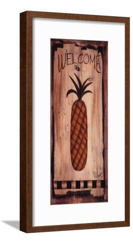 Welcome-Kim Klassen-Framed Art Print